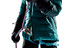The North Face W's Summit Series L6 Jacket Vaporous Green/Rosing Green Print